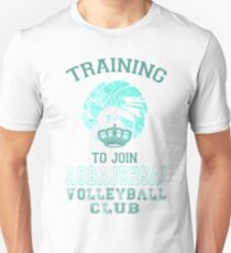 Training to join Aobajohsai Volleyball Club T-Shirt