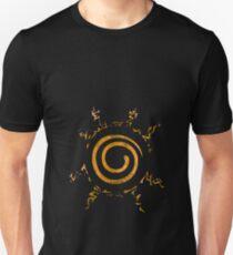 °MANGA° Kurama's Seal Rust T-Shirt