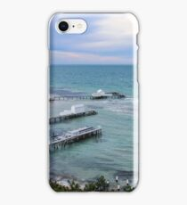 The view from Millionaire's Walk, Sorrento, Mornington Peninsula, Victoria, Australia iPhone Case/Skin