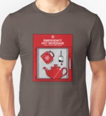 Social Protocol Emergency T-Shirt
