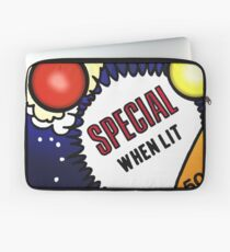 Special When Lit Laptop Sleeve