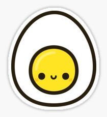 Yummy egg Sticker