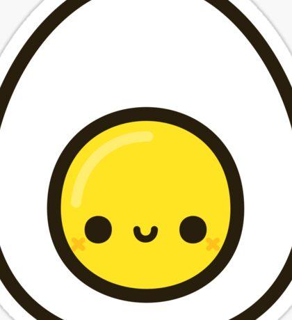 Yummy egg Sticker