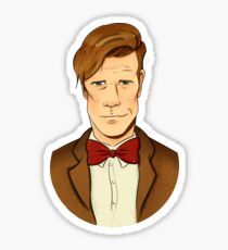 11th Doctor - Matt Smith Sticker