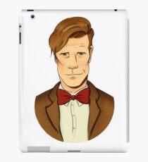 11th Doctor - Matt Smith iPad Case/Skin