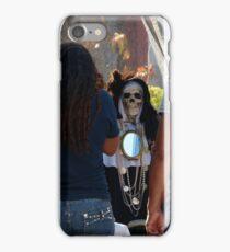 feliz día de los muertos II iPhone Case/Skin