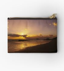 Sun Down of the New Year Studio Pouch