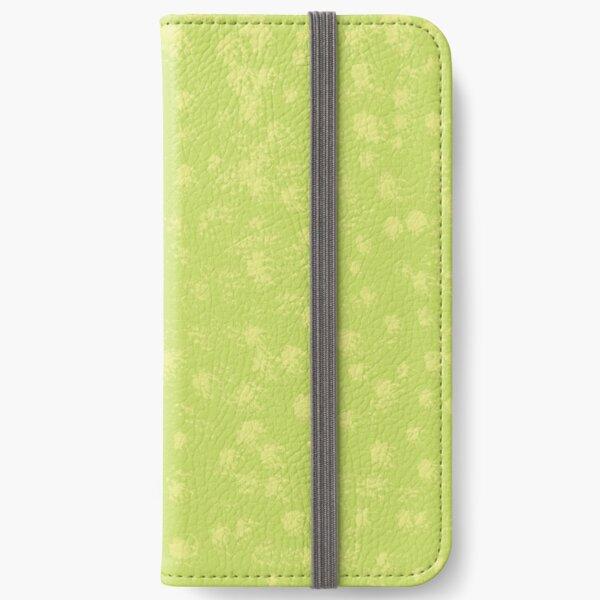 Spring Splatter iPhone Wallet