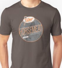 Uber Brand Horsemeat - Weathered - no stamp T-Shirt