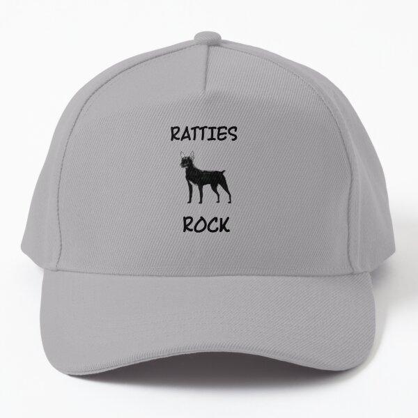 Ratties Rock Baseball Cap