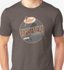 Uber Brand Horsemeat - Plain - no stamp T-Shirt