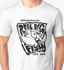 REEL BIG FISH SINCE 1991 Unisex T-Shirt