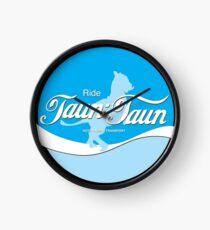 Ride TaunTaun Clock