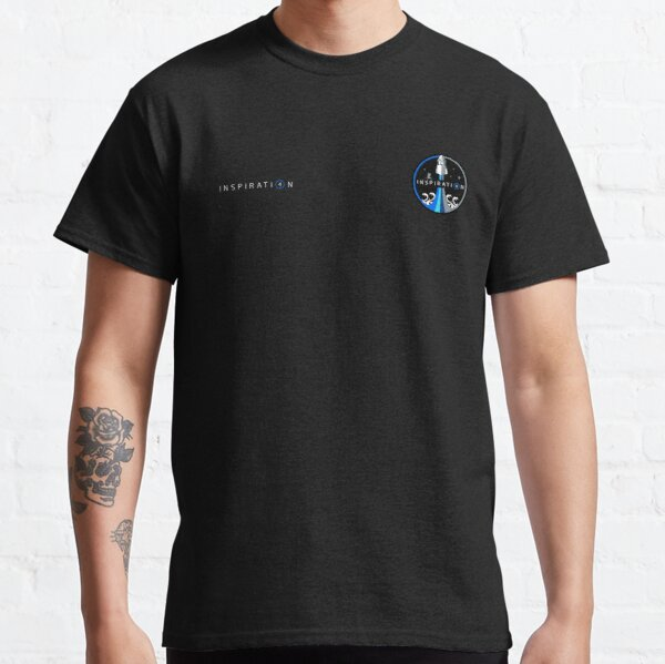 spaceX Inspiration4 Missions-Patch-Shirt Classic T-Shirt