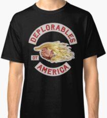Bedauern für Trump Classic T-Shirt
