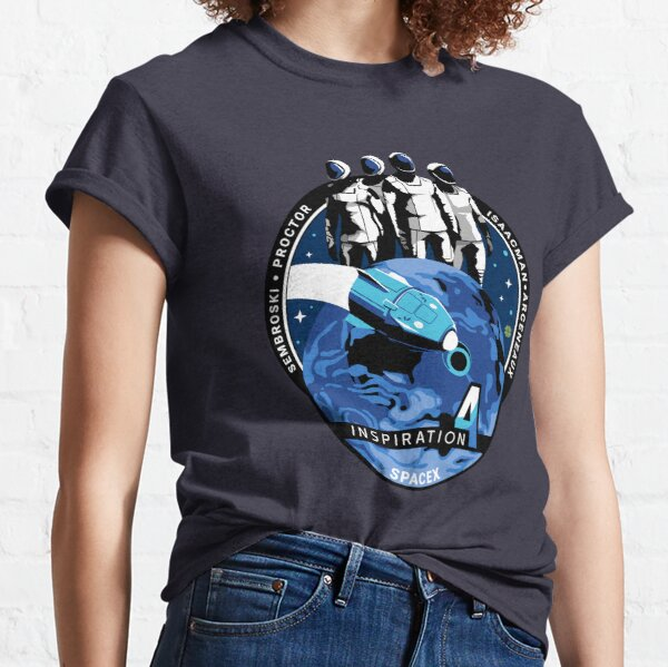 SpaceX Inspiration4 Classic T-Shirt