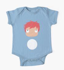 Ponyo likes you! Kids Clothes