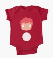 Ponyo likes you! Kids Clothes