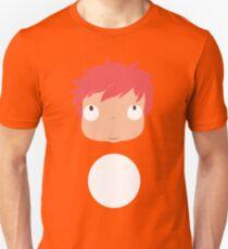 Ponyo likes you! Unisex T-Shirt
