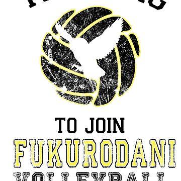 Training to join Fukurodani Volleyball Club by ShadowFallen