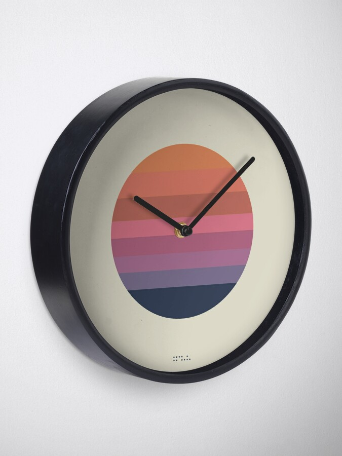 Alternate view of Tycho Awake (Sun) Clock
