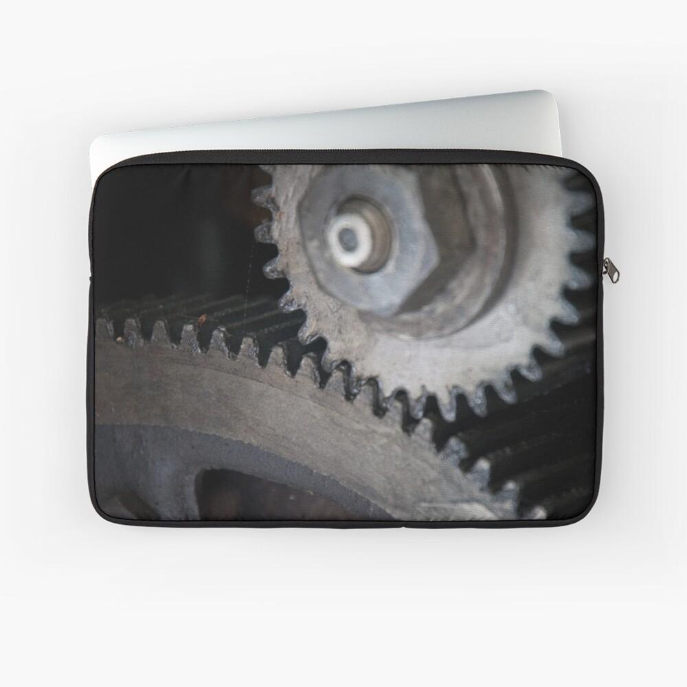 Gears Laptop Sleeve