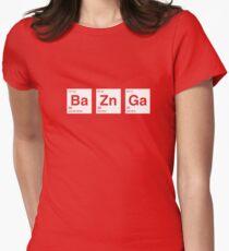 Breaking Bad - Bazinga Women's Fitted T-Shirt