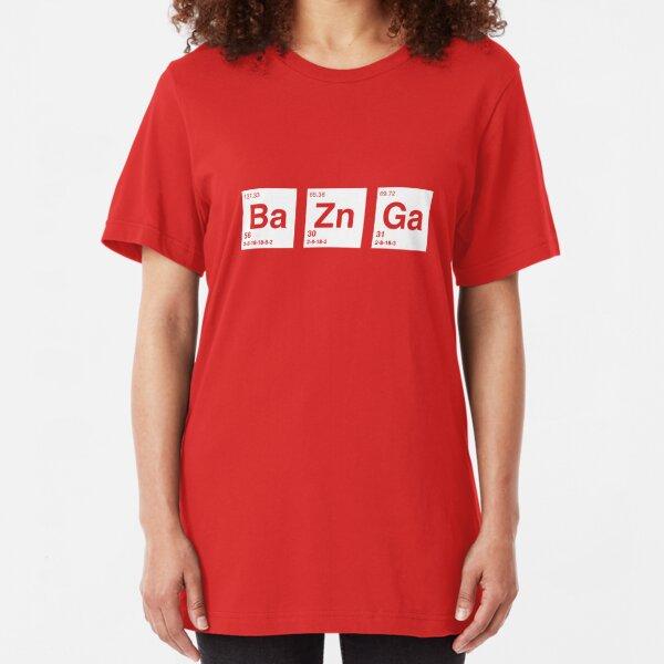 Breaking Bad - Bazinga Slim Fit T-Shirt