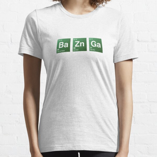 Breaking Bad - Bazinga T-shirt essentiel