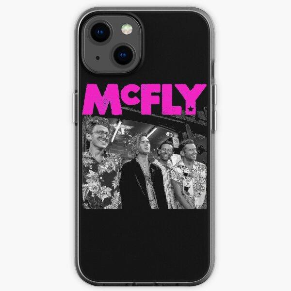 Gift Idea Mcfly iPhone Soft Case