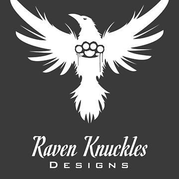 Raven Knuckles White by areid89