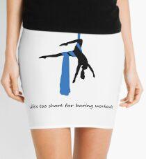 Aerial Fitness Mini Skirt