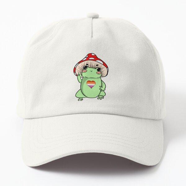 Lesbian Frog Dad Hat