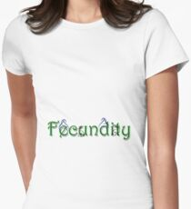 Fecundity - Special-Tee Womens Fitted T-Shirt