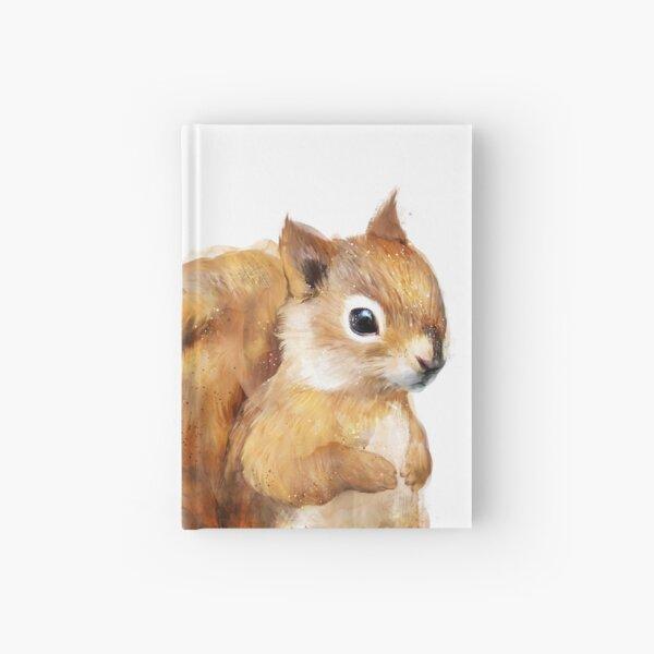 Little Squirrel Hardcover Journal