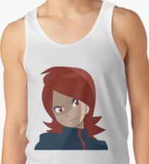 Pokemon Silver And Gold - Rival Mugshot Tank Top