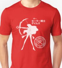 The Senshi Games: Mars ALT version Unisex T-Shirt