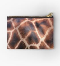 Giraffe Pattern Studio Pouch