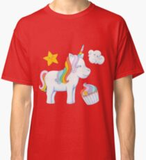 Uni the Unicorn Classic T-Shirt