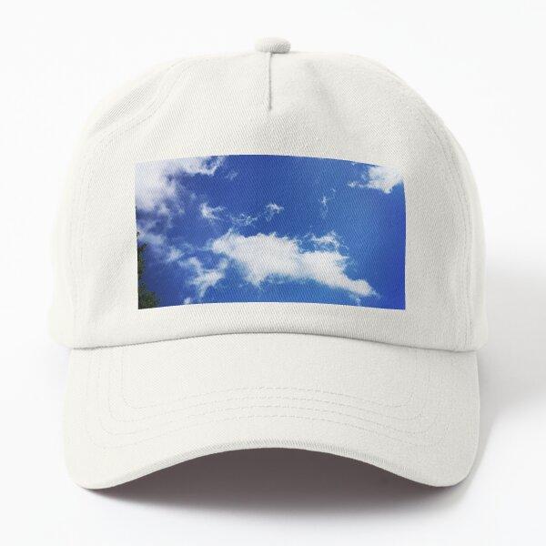 Clouds Dad Hat