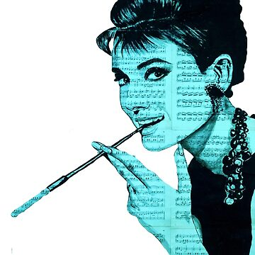 Audrey Hepburn an04 by julia88554