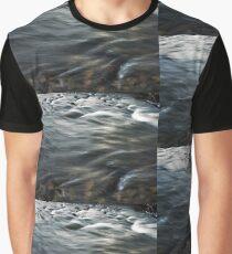Long Exposure Water Graphic T-Shirt