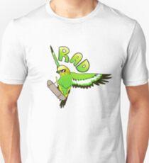 Rad Skatebirder Unisex T-Shirt