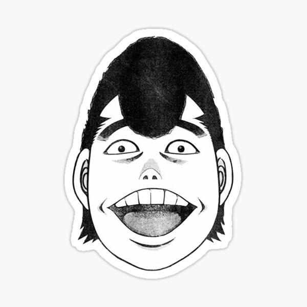 Hajime no Ippo - Takamura face Sticker