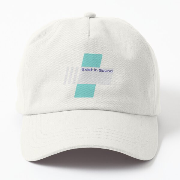 Exist in Sound™ - Trance Cross Dad Hat