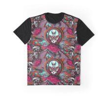 grateful Dead - Deadhead Graphic T-Shirt