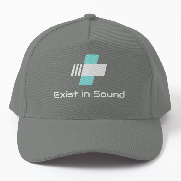 Exist in Sound™ Official Baseball Cap