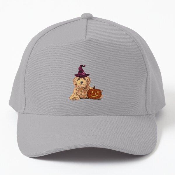 Doodle Halloween  Baseball Cap