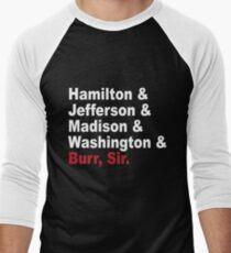 Founding Fathers & More- Hamilton T-Shirt