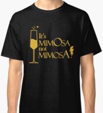 Wingardium MimOsa - Black/Yellow Classic T-Shirt